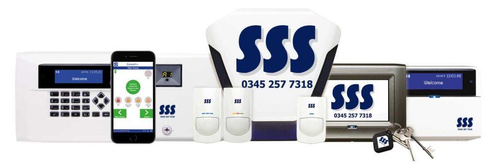 Orisec Intruder Burglar Alarm - Smarter Security Solutions Ltd